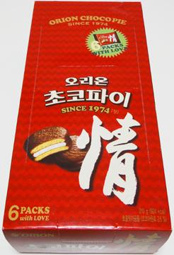 朝鮮 チョコパイ 北